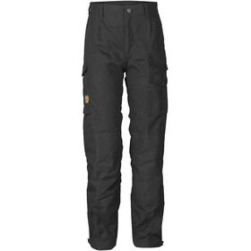 Fjällräven Vidda Trousers Kinder dark grey